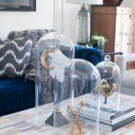 Beautiful, Bold & Blue.  Designer Ramsin Khachi Opens His Doors To Us.
